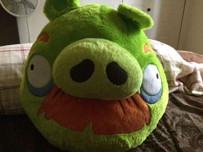 Angry Birds Bad Piggy Back Pack