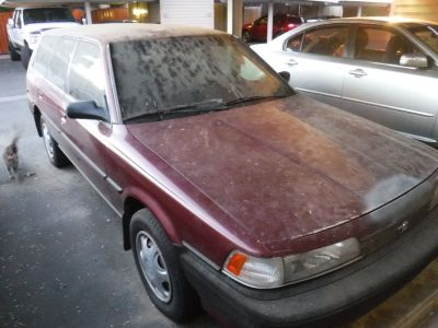 **Arizona Rides ** 1990 Toyota Camry DX Wagon