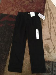 Cat & Jack 6 nwt black pants - ppu (near old chemstrand & 29) or PU @ the Marcus Pointe Thrift Store (on W st)