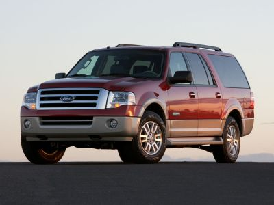 2011 Ford Expedition EL XLT (Golden)