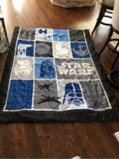Twin Star Wars Bedding Set