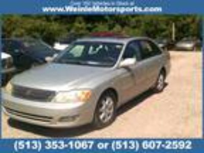 Used 2001 TOYOTA Avalon XLS in Cleves, OH