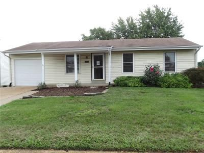 3 Bed 2 Bath Foreclosure Property in High Ridge, MO 63049 - Medford Dr