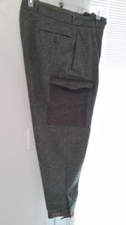 Swiss Army wool pants 2x pair (Small/Large)