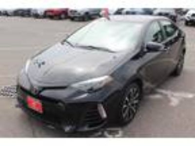 $16988.00 2019 TOYOTA Corolla with 7911 miles!