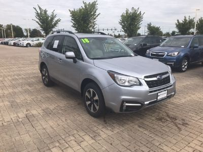 2018 Subaru Forester 2.5i Limited (Ice Silver)