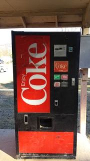 Coke Soda Machine