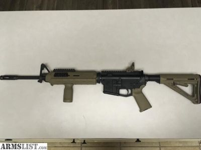 For Sale: M&P 15 MOE