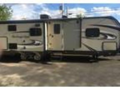 2016 Forest River Wildwood-Heritage-Glen-Hyper-Lite Travel Trailer in