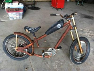 $65 West Coast Chopper (Hardy, AR)