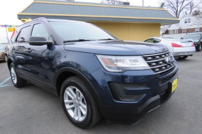 2017 Ford Explorer Base 4WD (Blue Jeans Metallic)