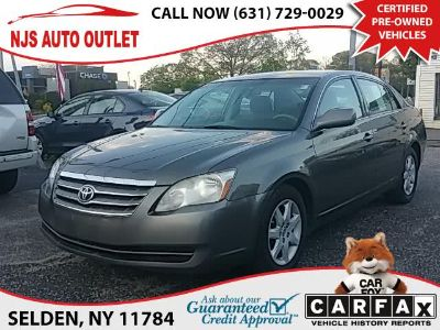2007 Toyota Avalon XL (Phantom Gray Pearl)