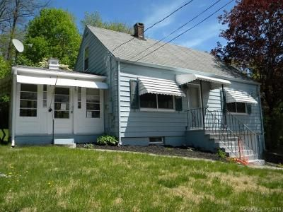 3 Bed 1 Bath Foreclosure Property in Torrington, CT 06790 - Roulin St