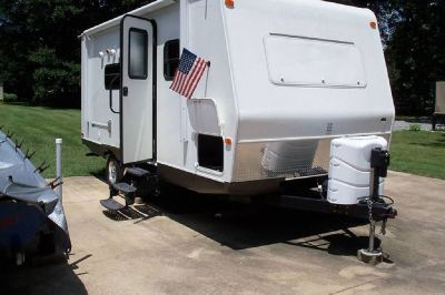 By Owner! 2015 21 ft. Forest River Micro Lite 1 slide