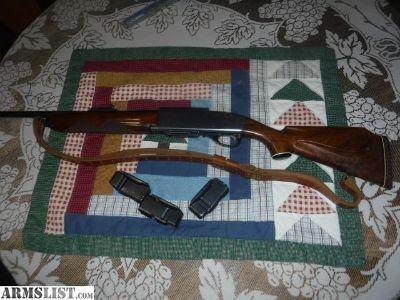 For Sale: Remington 742 woodsmaster