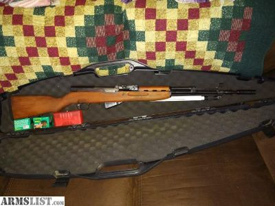 For Sale: yugo sks like new9187240348