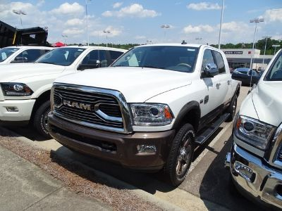 2018 RAM RSX Laramie Longhorn (Bright White Clearcoat)