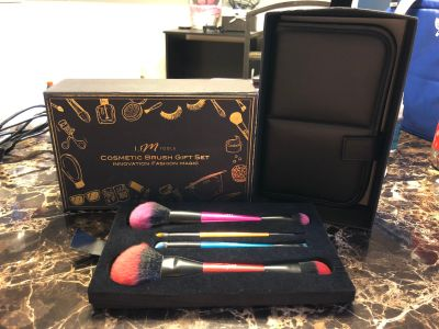 Makeup brushes BNIB