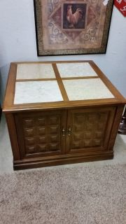 End table-large