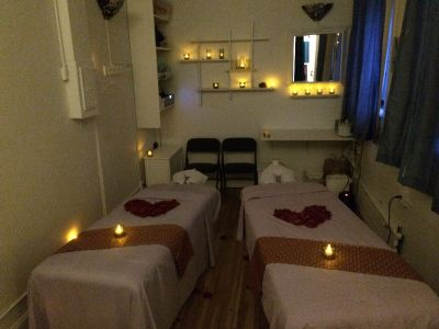 Couples Thai Massage