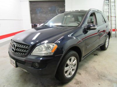 2006 Mercedes-Benz M-Class ML350 (Blue)