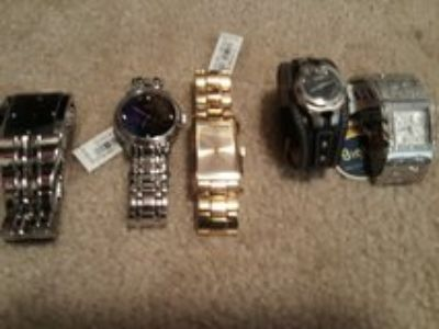 Brand New Guess /Fossil Watches