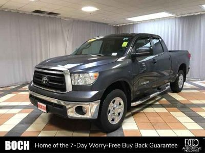 Used 2012 Toyota Tundra 4WD Double Cab 4.6L V8 6-Spd AT