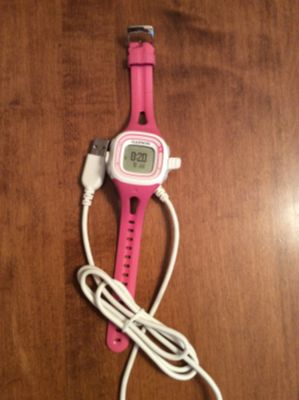 Garmin Forerunner Running watch with GPS
