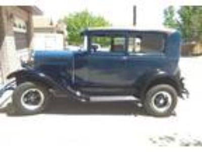 1931 Ford Model-A Antique in Green River, WY