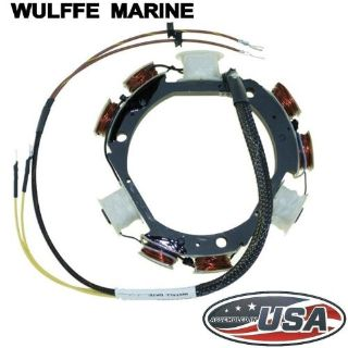 Buy Stator Johnson Evinrude 1972-1978 65-75HP 3 Cylinder Outboard Motors 173-1235 motorcycle in Mentor, Ohio, United States, for US $174.49