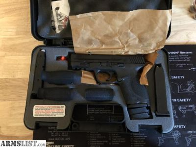 For Sale/Trade: M&P 2.0 compact 9mm