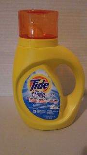 Tide simply clean and fresh 22 loads