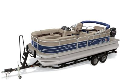 2019 Sun Tracker Party Barge 20 DLX Pontoon Boats Gaylord, MI