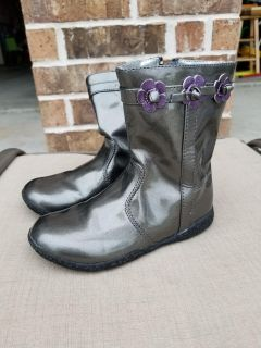 Silver Boots from Nordstrom size 12
