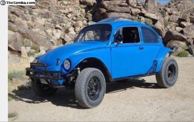 1972 VW Baja Bug