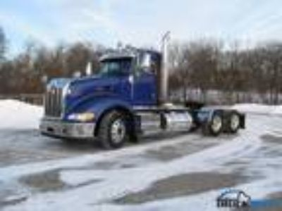 Used 2011 Peterbilt 386 for sale.