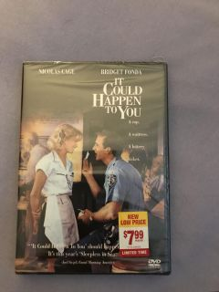 It could happen to you dvd new