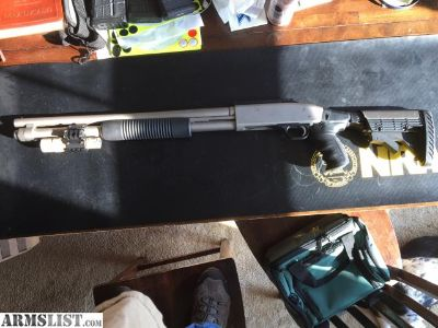 For Sale: Mossberg 590 Marinecote Synthetic