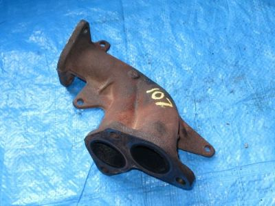 Buy 02-05 SUBARU IMPREZA WRX LH EXHAUST MANIFOLD DRIVER SIDE HEADER 2.0 TURBO OEM motorcycle in Marlette, Michigan, United States, for US $49.95
