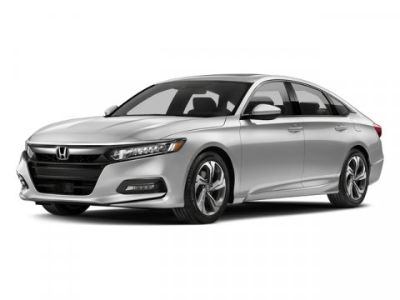 2018 Honda ACCORD SEDAN EX 1.5T (White Pearl)