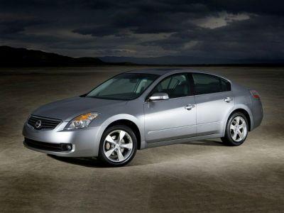 2007 Nissan Altima 3.5 SE (Sonoma Sunset)