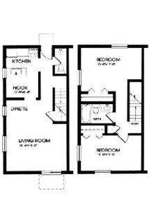 Apartment for rent in Marshall for $898.