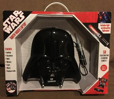 Star Wars Darth Vader Laptop