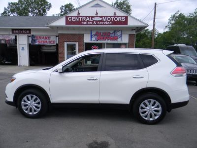 Used 2015 Nissan Rogue AWD 4dr, 42,093 miles