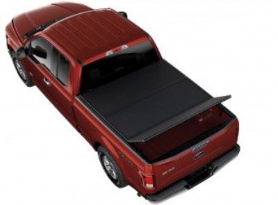 Tonneau Hard Folding Truck Bed Cover for Ford F150