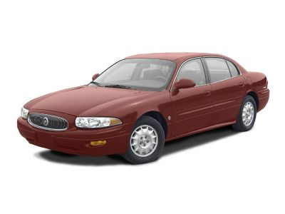 2002 Buick LeSabre Limited (Sterling Silver Metallic)