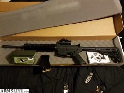 For Sale/Trade: DB AR-15