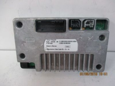Buy 2013 2014 Ford F150 Nav Radio Sync Module DL3T 14F239 AR motorcycle in Booneville, Mississippi, United States, for US $199.95