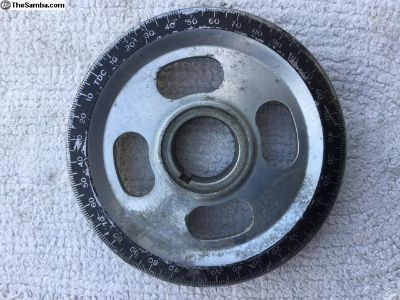 5 3/4 Inch Power Pulley
