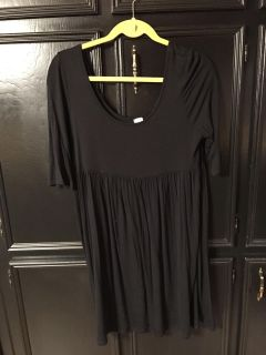 Soft stretch cotton Tunic/ dress from GUG boutique